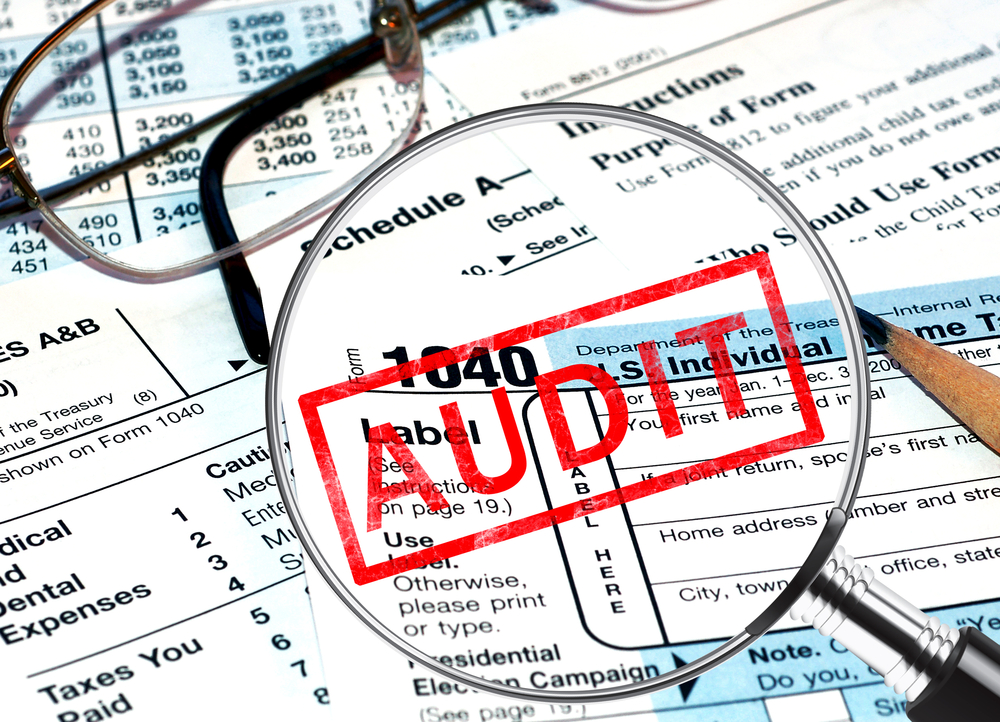 ¿Que es una Auditoria del IRS?